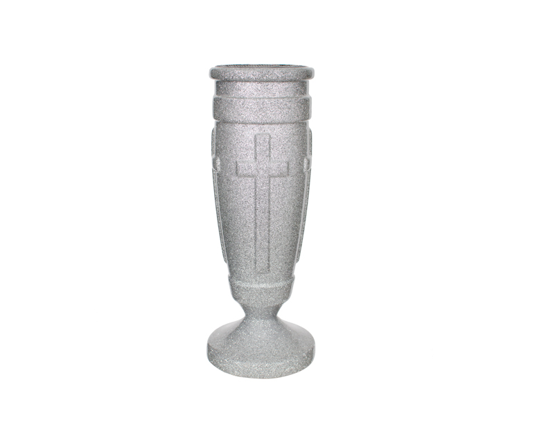 Regal-Cross Vase